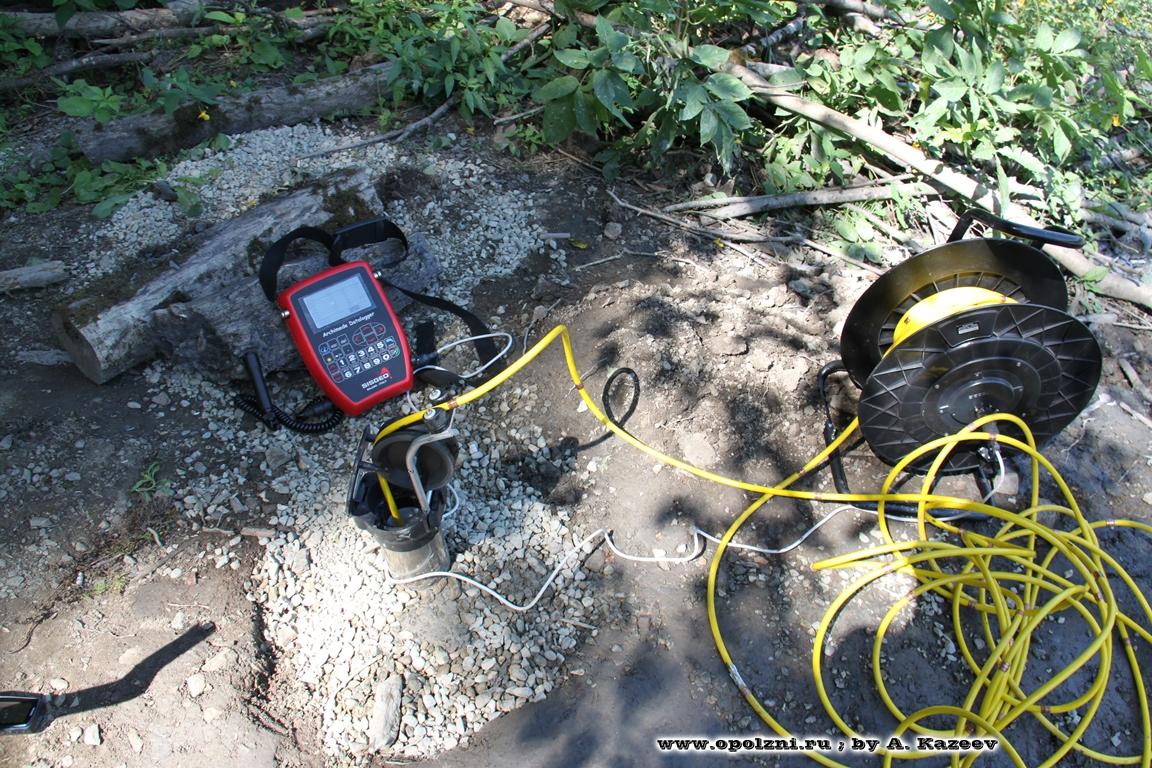 Мониторинг оползневых смещений и гидрогеологические наблюдения.