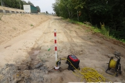 Мониторинг оползневых смещений по трассе М-7