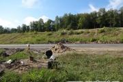 Полевые работы на трассе М-7 (оценка оползневой опасности)