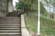 Оползневые деформации на территории ОК Дагомыс (Сочи)