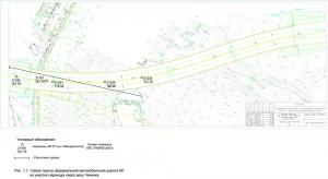 Рис. 1.1 оползневая опасность на трассе автодороги м-1