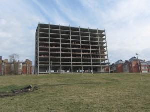 строительство гостиницы на оползневом склоне в саранске